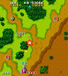 Terra Cresta Arcade 18