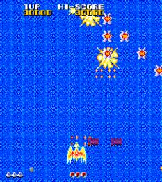 Terra Cresta Arcade 22
