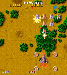 Terra Cresta Arcade 24