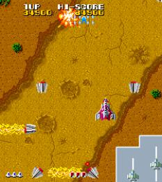 Terra Cresta Arcade 27