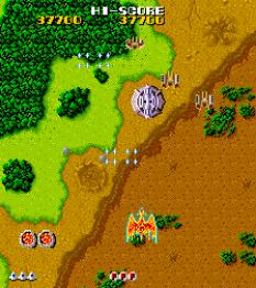 Terra Cresta Arcade 31