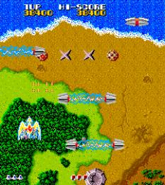 Terra Cresta Arcade 32