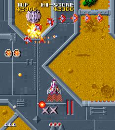 Terra Cresta Arcade 34