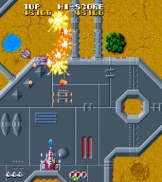 Terra Cresta Arcade 36