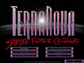 Terra Nova - Strike Force Centauri PC 01