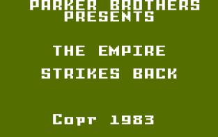 The Empire Strikes Back Intellivision 01
