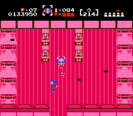 The Mysterious Murasame Castle FDS 64