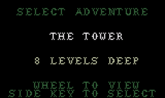 Tower of Doom Intellivision 02