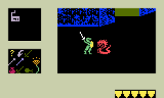 Tower of Doom Intellivision 35