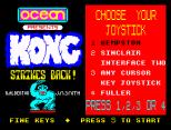 Kong Strikes Back ZX Spectrum 02
