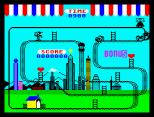 Kong Strikes Back ZX Spectrum 04