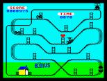 Kong Strikes Back ZX Spectrum 06