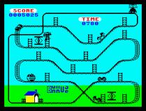 Kong Strikes Back ZX Spectrum 13