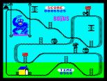 Kong Strikes Back ZX Spectrum 15