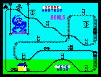 Kong Strikes Back ZX Spectrum 16