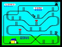 Kong Strikes Back ZX Spectrum 18