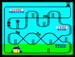 Kong Strikes Back ZX Spectrum 24