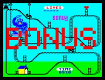 Kong Strikes Back ZX Spectrum 26