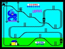 Kong Strikes Back ZX Spectrum 28