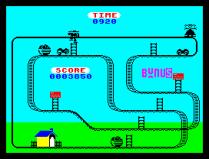Kong Strikes Back ZX Spectrum 30
