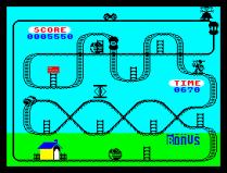 Kong Strikes Back ZX Spectrum 35