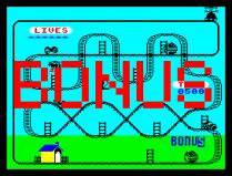 Kong Strikes Back ZX Spectrum 36