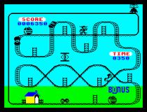 Kong Strikes Back ZX Spectrum 37