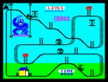 Kong Strikes Back ZX Spectrum 38