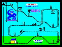 Kong Strikes Back ZX Spectrum 39