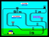 Kong Strikes Back ZX Spectrum 40