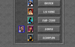 Mortal Kombat Arcade 15