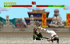 Mortal Kombat Arcade 21