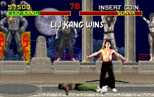 Mortal Kombat Arcade 31