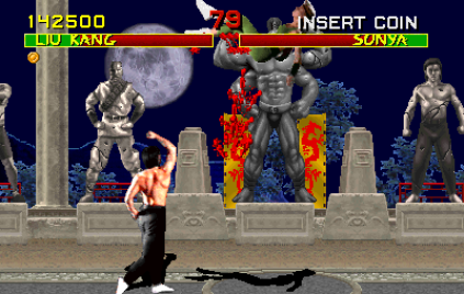 Mortal Kombat Arcade 34