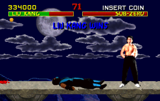 Mortal Kombat Arcade 42