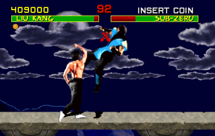 Mortal Kombat Arcade 45
