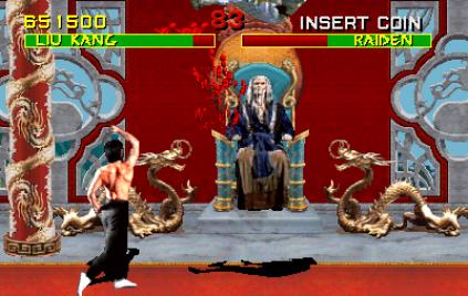 Mortal Kombat Arcade 56