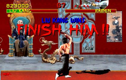 Mortal Kombat Arcade 64