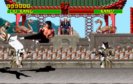 Mortal Kombat Arcade 67