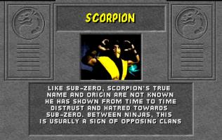 Mortal Kombat Arcade 87