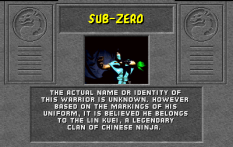 Mortal Kombat Arcade 88