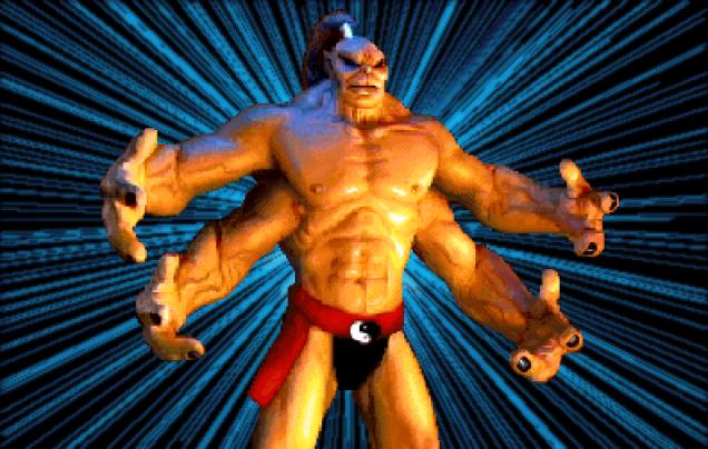 Mortal Kombat Arcade 89