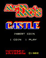 Mr Do's Castle Arcade 01