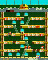 Mr Do's Castle Arcade 04