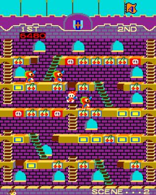 Mr Do's Castle Arcade 12
