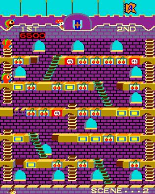 Mr Do's Castle Arcade 13