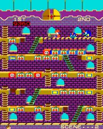 Mr Do's Castle Arcade 18
