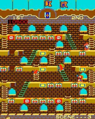 Mr Do's Castle Arcade 25