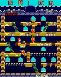 Mr Do's Castle Arcade 32