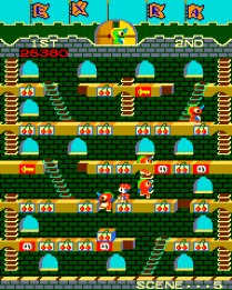 Mr Do's Castle Arcade 33